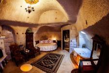 The Gamirasu Cave Suite