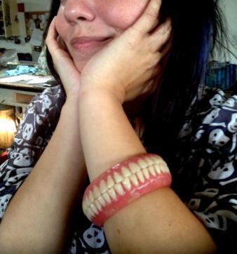 Denture Bracelet 2
