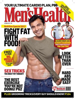 Men's Health Oct_ 2012 COVER