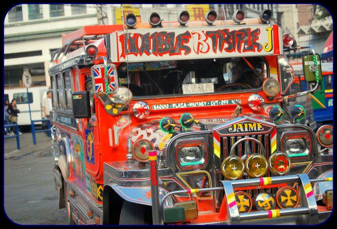 Baguio jeepney