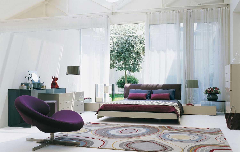 Home Fashion 1: Contemporary Minimalist Bedrooms ...