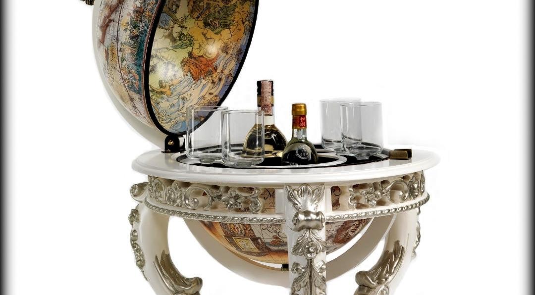 Versailles bar globe cut
