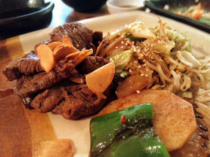 Beef Tepan