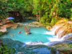 Samal Island's Hidden Treasure: Little Hagimit Water Falls