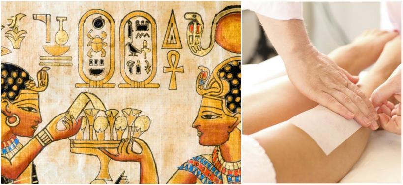 history of hair wax